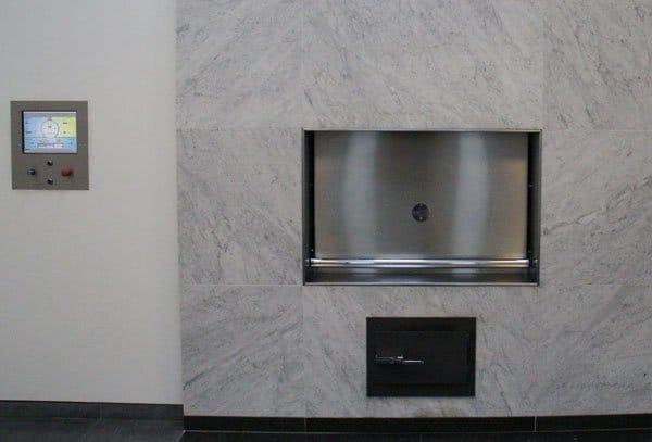 human cremator DFW 4000 cremation furnace