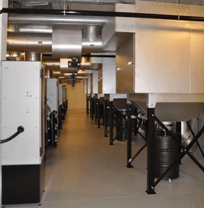 krematorium filteranlage