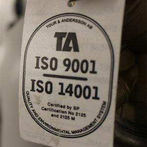 crematie ISO certificaat