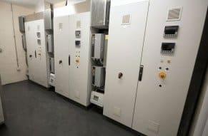 crematorium controle systeem