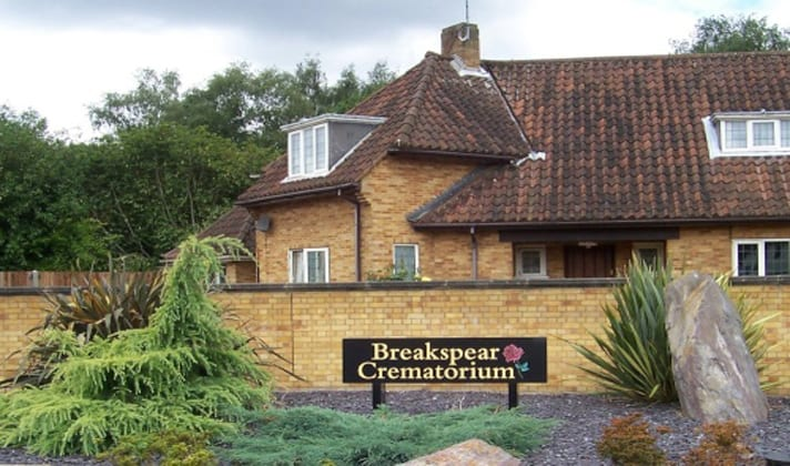 crematory breakspear