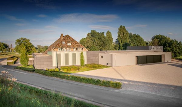 Crematory Peusen Echt The Netherlands