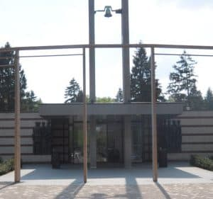 Crematory Heidehof Ugchelen, The Netherlands