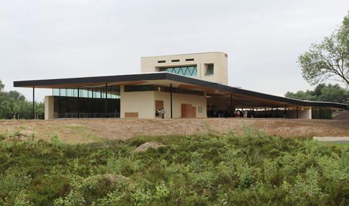 Crematory Neomansio Welkenraedt