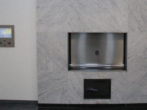 forno crematório DFW 4000