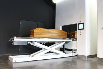 Forno crematório DFW 6000 fornos crematórios