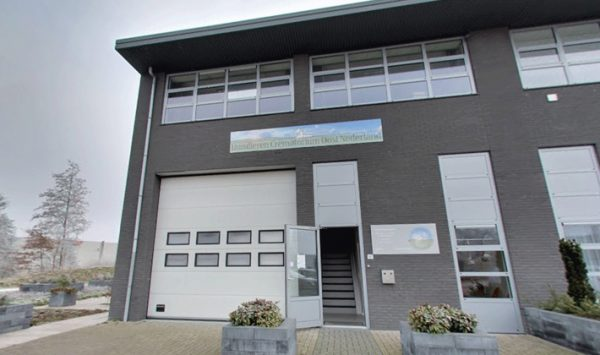 Pet crematory East Deventer the netherlands