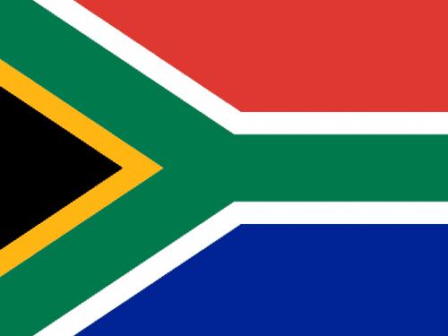 Zuid Afrika ZA