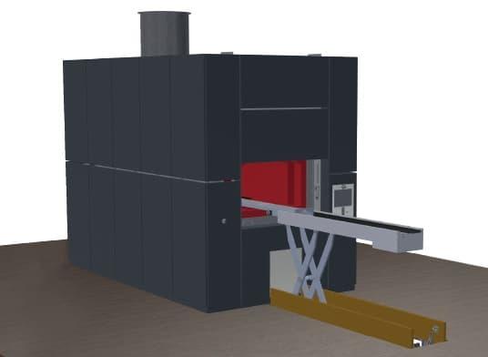 DFW Elektrische Crematieoven DFW Europe
