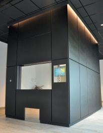 human cremator