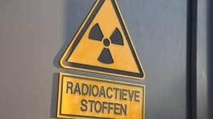 radioactieve crematie