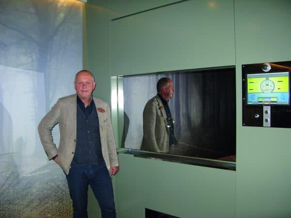 Haarlem crematorium Sterrenheuvel
