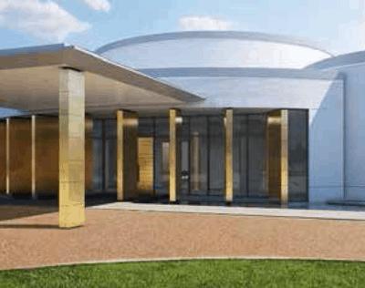 Huntingdon crematorium